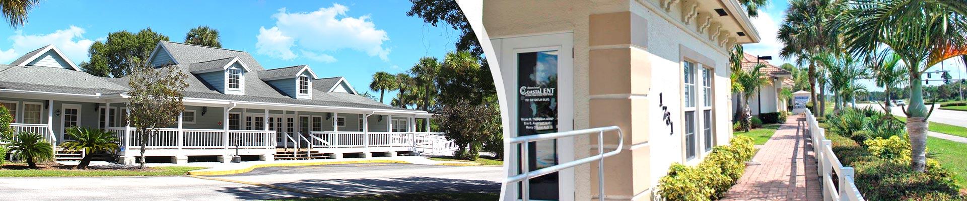 Associated Coastal ENT locations