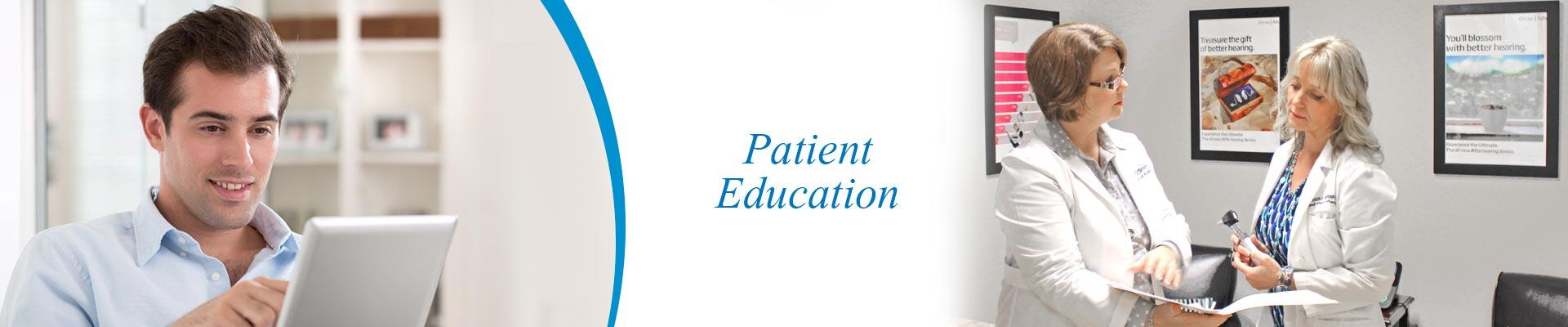 Patient Education - Associated Coastal ENT