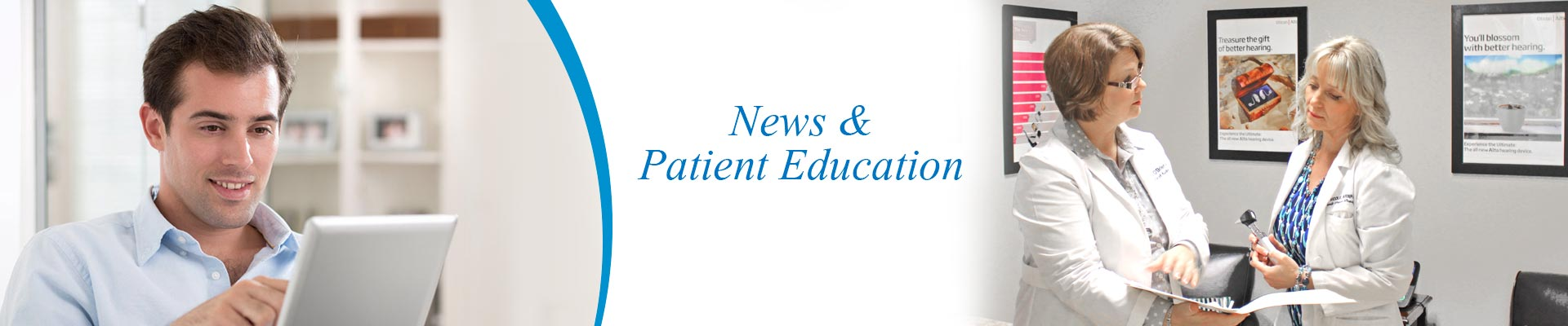 News & Patient Education